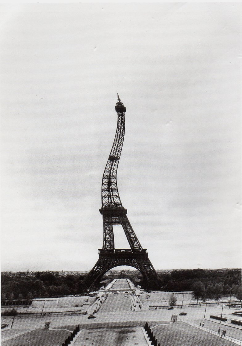 Postcard Of The Week Paris The Well Travelled Postcard