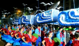 Festivities in Lisbon