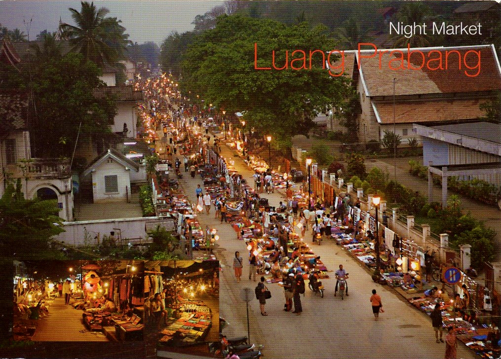 Postcard Of The Week Luang Prabang The Well Travelled