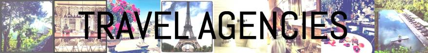 travel agencies with words