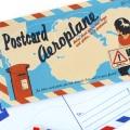 Postcard Aeroplane