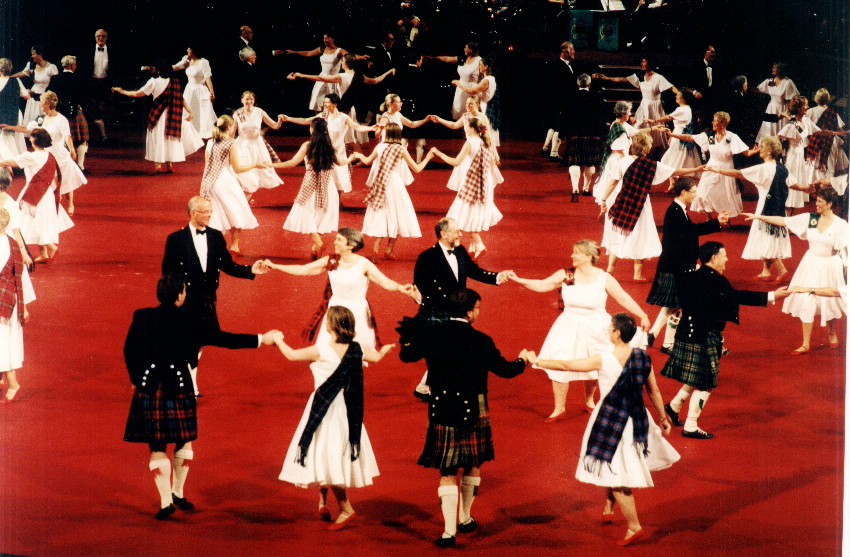 Scottish Dancing