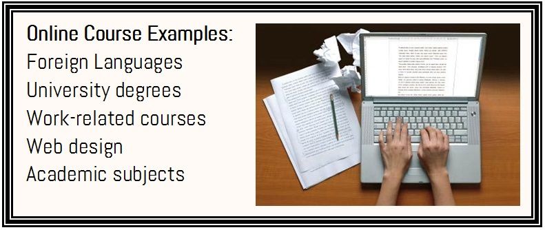 Online Courses Examples