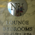No.1 Traveller Lounge
