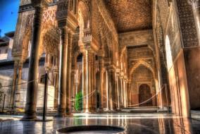 Patio de los Leones, The Alhambra