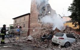 Earthquake in Modena