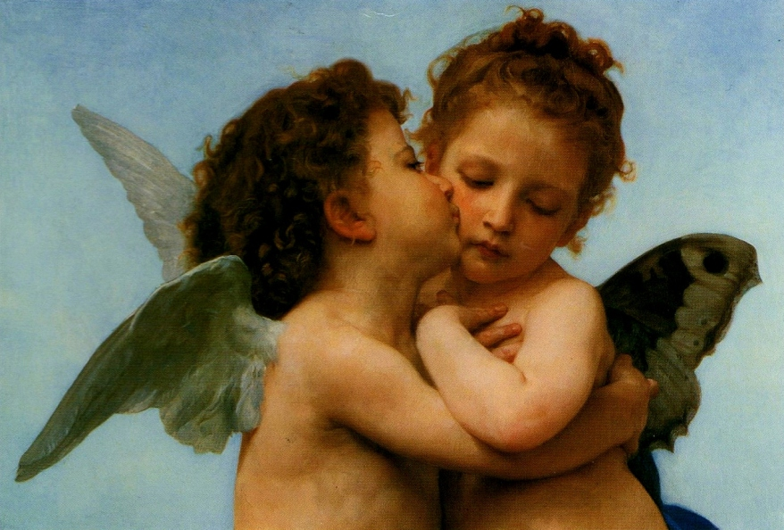 L'Amour et Psyché, enfants