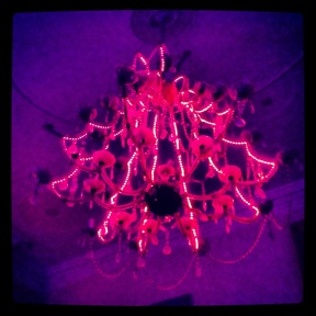 Chandelier in Lost Society