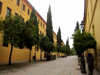 Streets of Córdoba