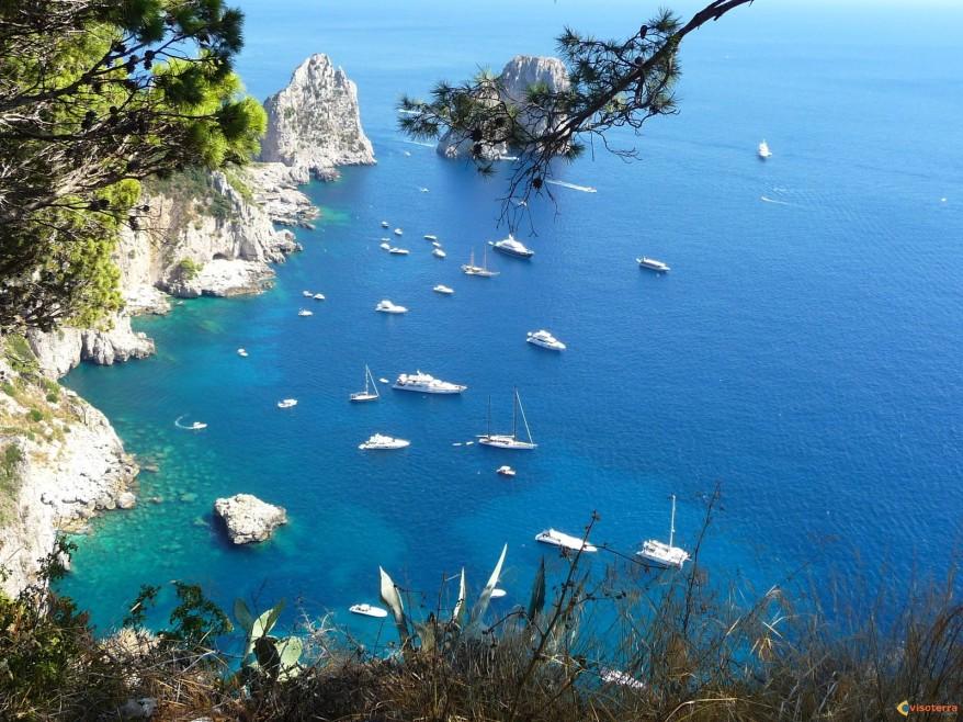 Coast of Capri