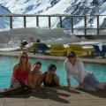Ski Portillo swimming pool