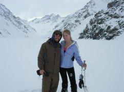Ski Portillo Laguna del Inca