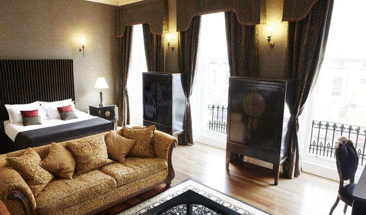 Nira Caledonia suite