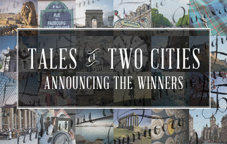 Tales of Two Cities Announcing the Winners