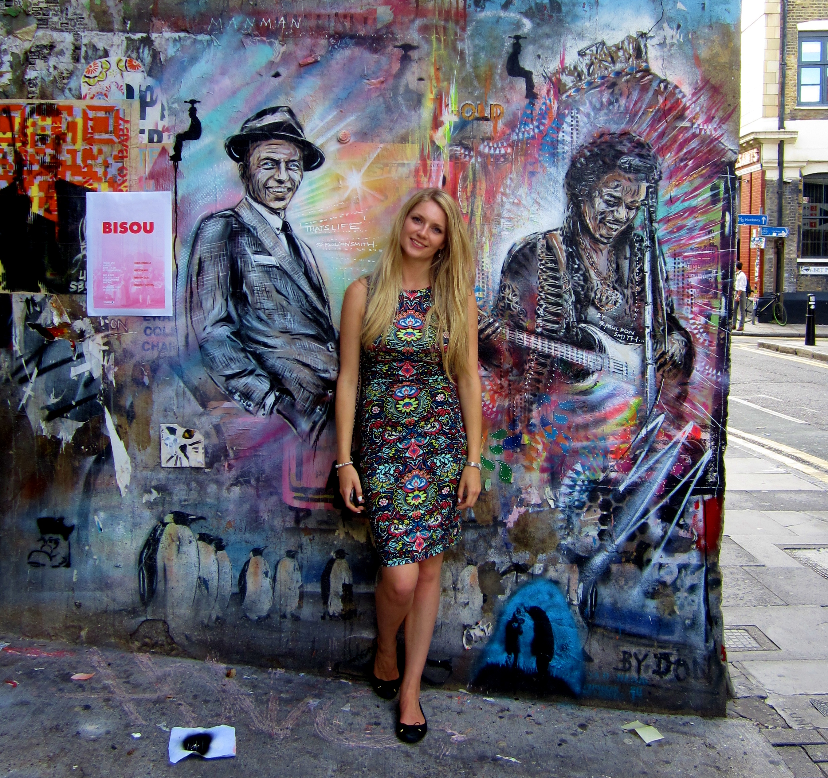 Street Art Walking Tour around East London – The Well ...