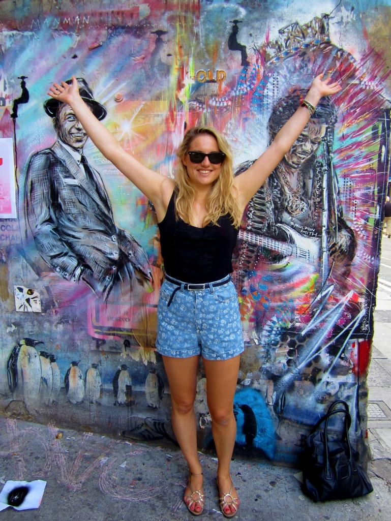 Street Art Imy