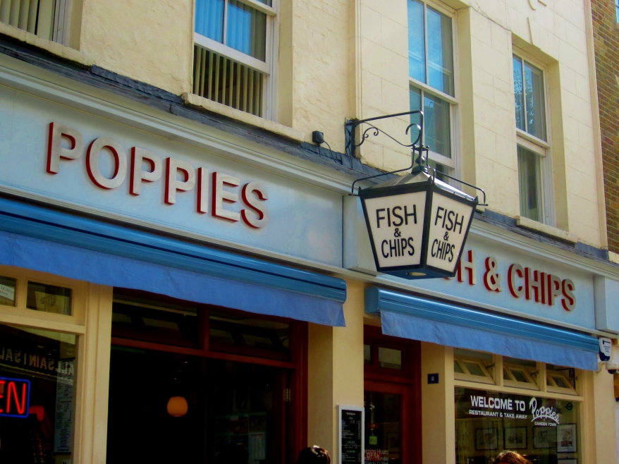 Poppy's Fish & Chips