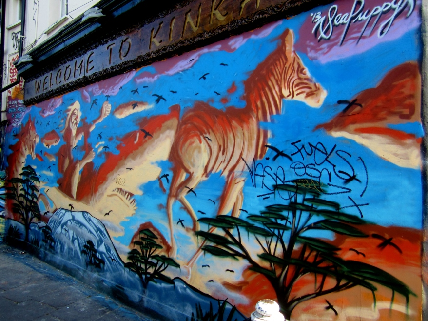 Out of Africa Street Art