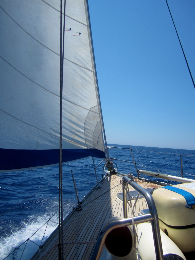 Aboard Kurukulla