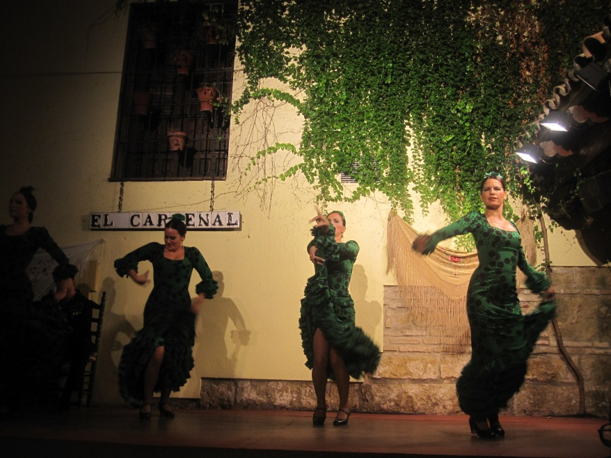 Flamenco in Córdoba
