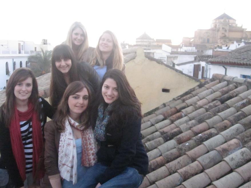Friends from Córdoba