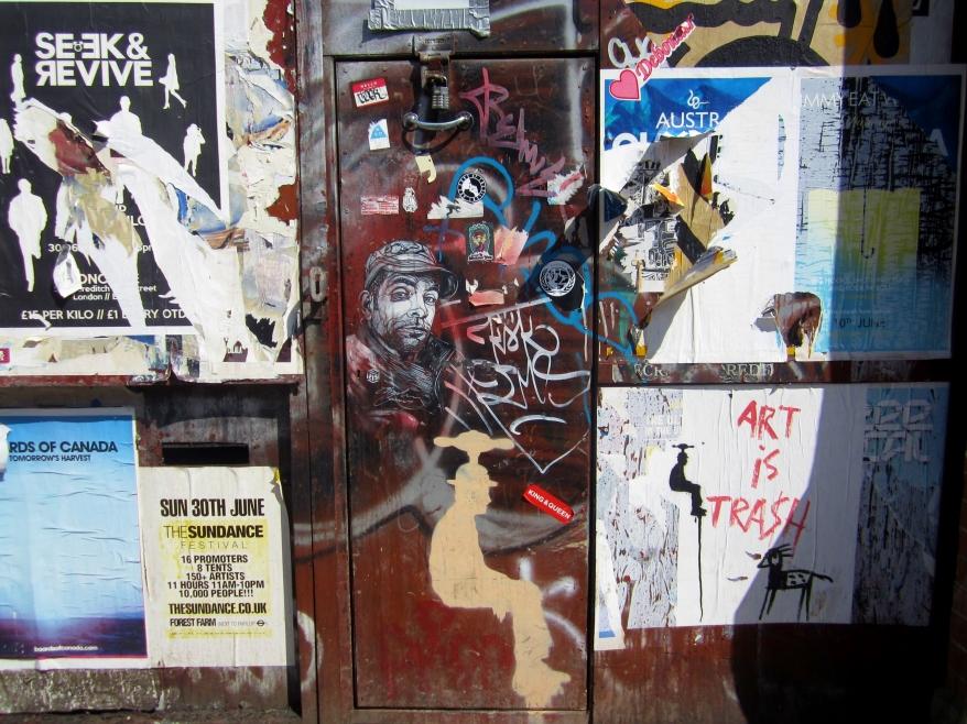 Street Art Banker