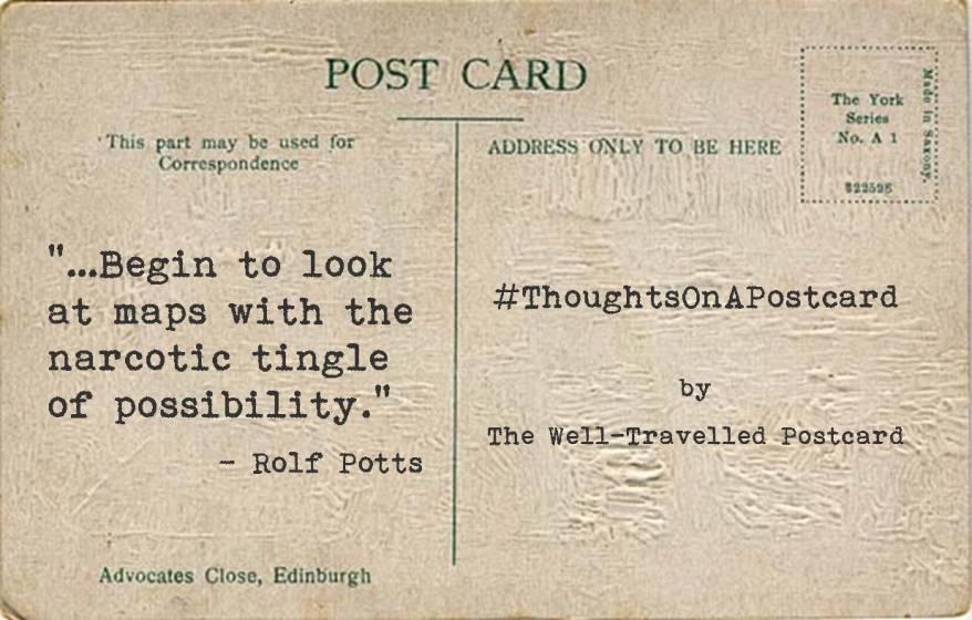 #ThoughtsOnAPostcard no.3