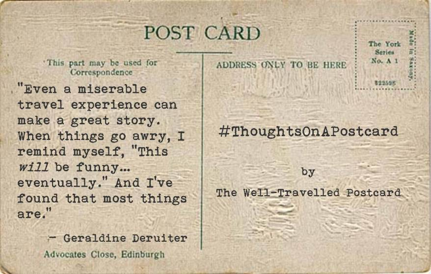 #ThoughtsOnAPostcard no.7