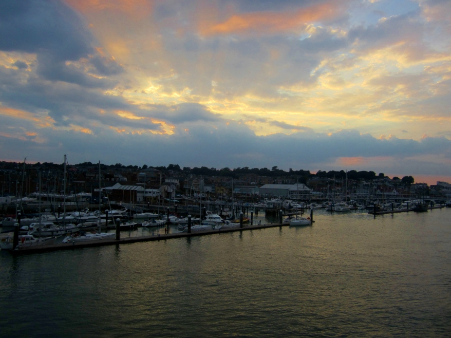 Cowes, the Isle of Wight