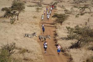 Safaricom Marathon, Kenya