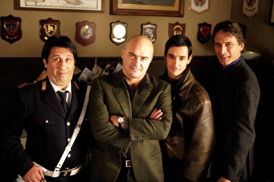 Montalbano's crew