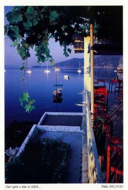 Gocek postcard