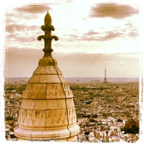 The view from Sacré-Coeur