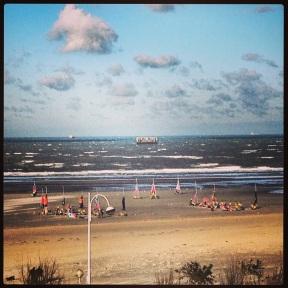 Boulogne-sur-mer beach