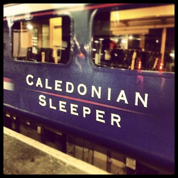 Caledonian Sleeper photo