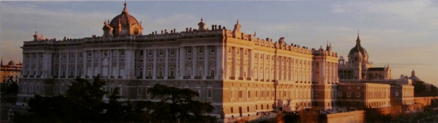Royal Palace Madrid 2