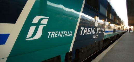 Treno Notte Trenitalia