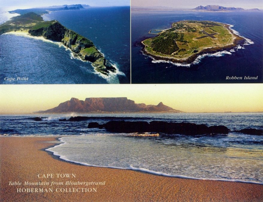 Natural Beauty around Cape Town