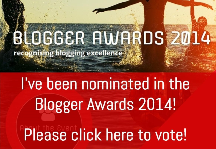 Blogger Awards 2014