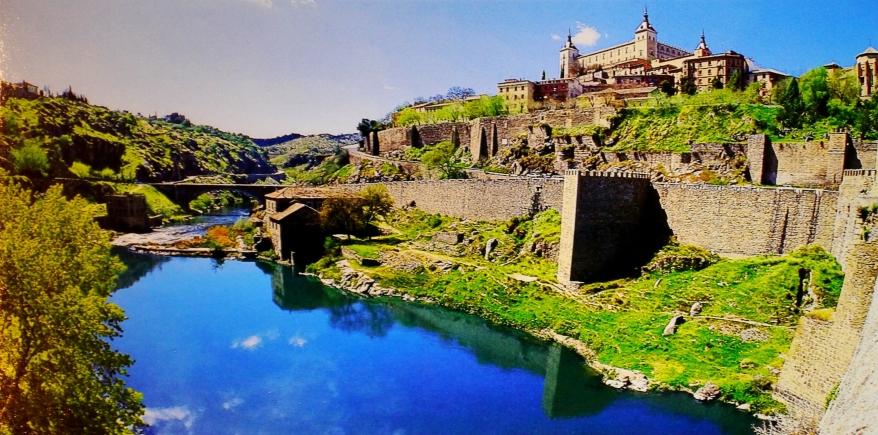 Postcard of Toledo
