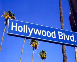 Holly Boulevard sign