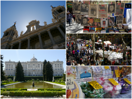 NoFilter Madrid Photos Collage