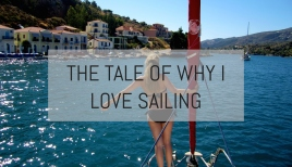 The Tale of Why I Love Sailing