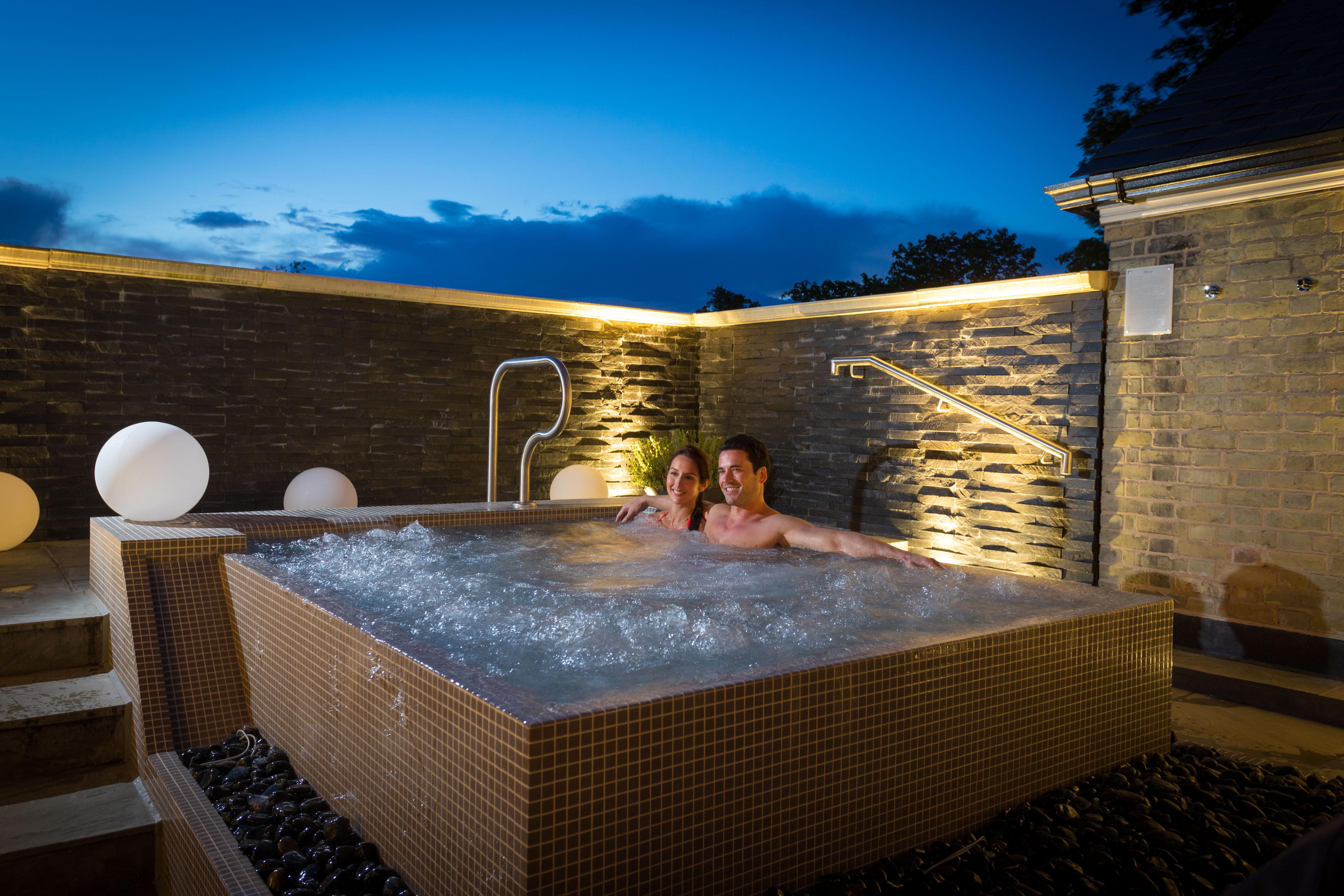 Uk Hotel Private Hot Tub