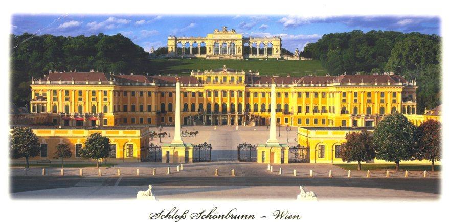 vienna postcard
