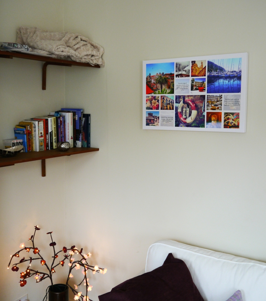 Photobox Collage Canvas