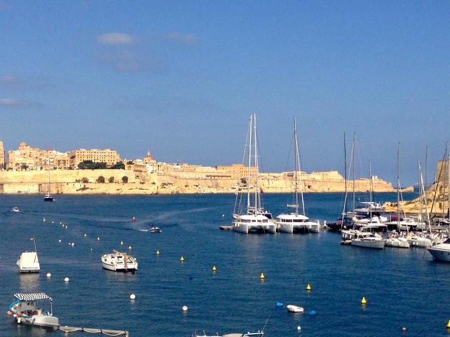 Grand Harbour Valletta Malta
