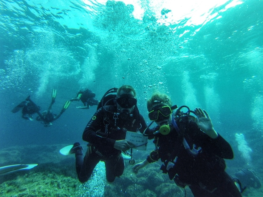How I Learnt to Scuba Dive in Malta and Became a PADI Open Water