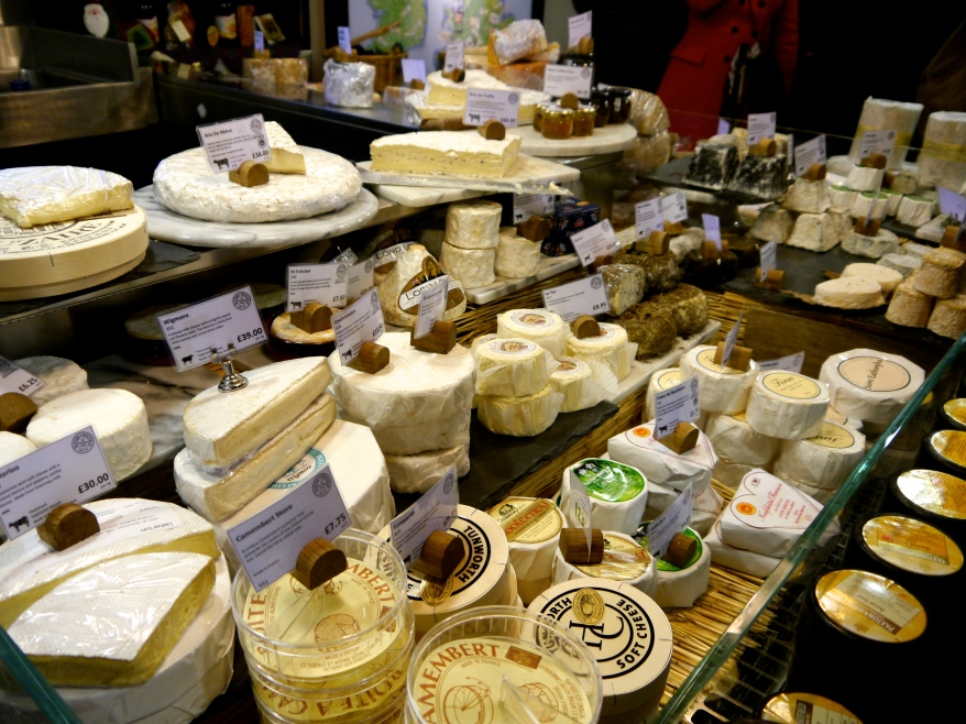 cheese delicatessen