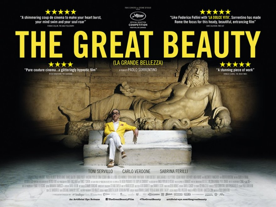 The Great Beauty La Grande Bellezza film